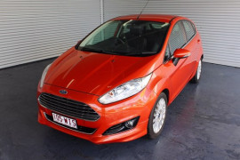 Ford Fiesta SPORT ECOBOOST WZ MY15