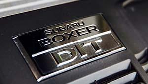 Forester Legendary Boxer engine