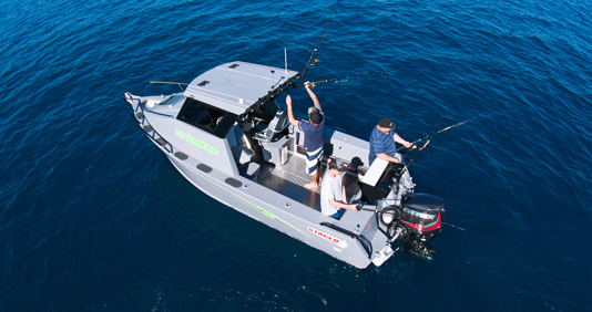 739 Ocean Ranger HT Specifications