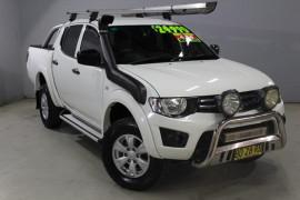Mitsubishi Triton MN MY13