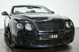 Bentley Continental Supersports 3W MY11