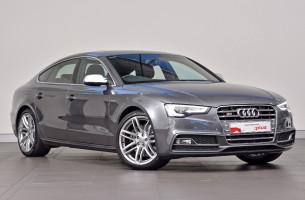 Audi S5 3.0 8T  SPTB STRO 7sp