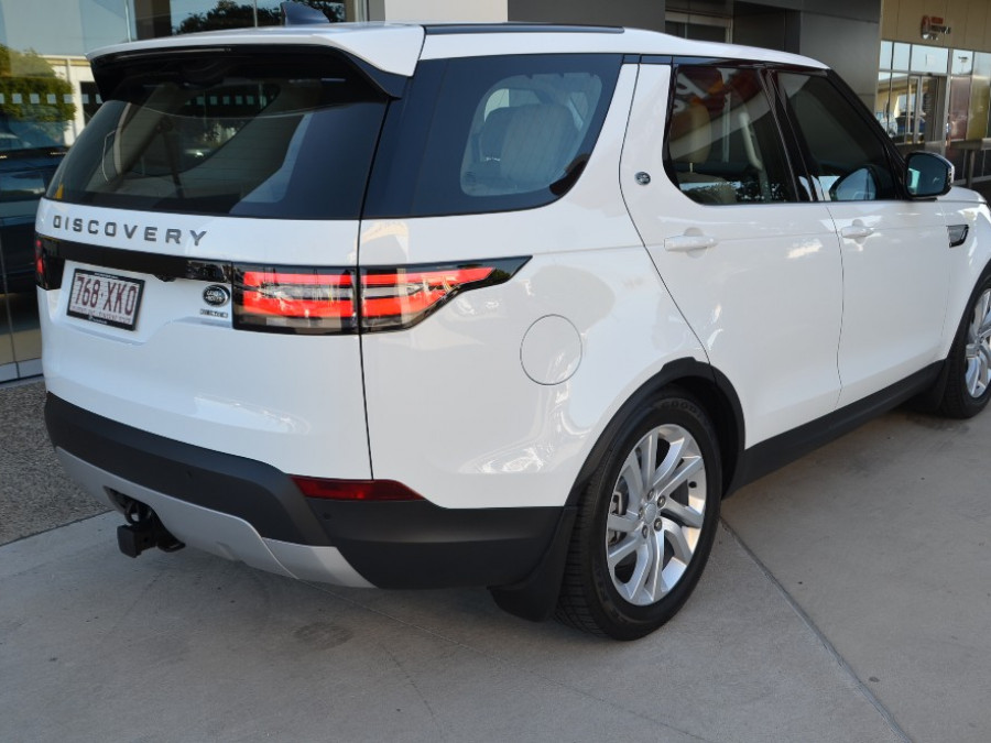 2017 Land Rover Discovery TDV6 HSE Wagon