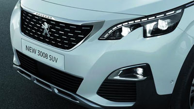 3008 SUV LED Technology