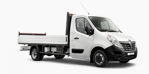 2017 Renault Master Cab Chassis X62 Single Cab Cab chassis