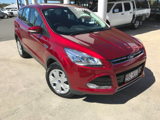 2016 MY Ford Kuga TF MKII Ambiente FWD Suv