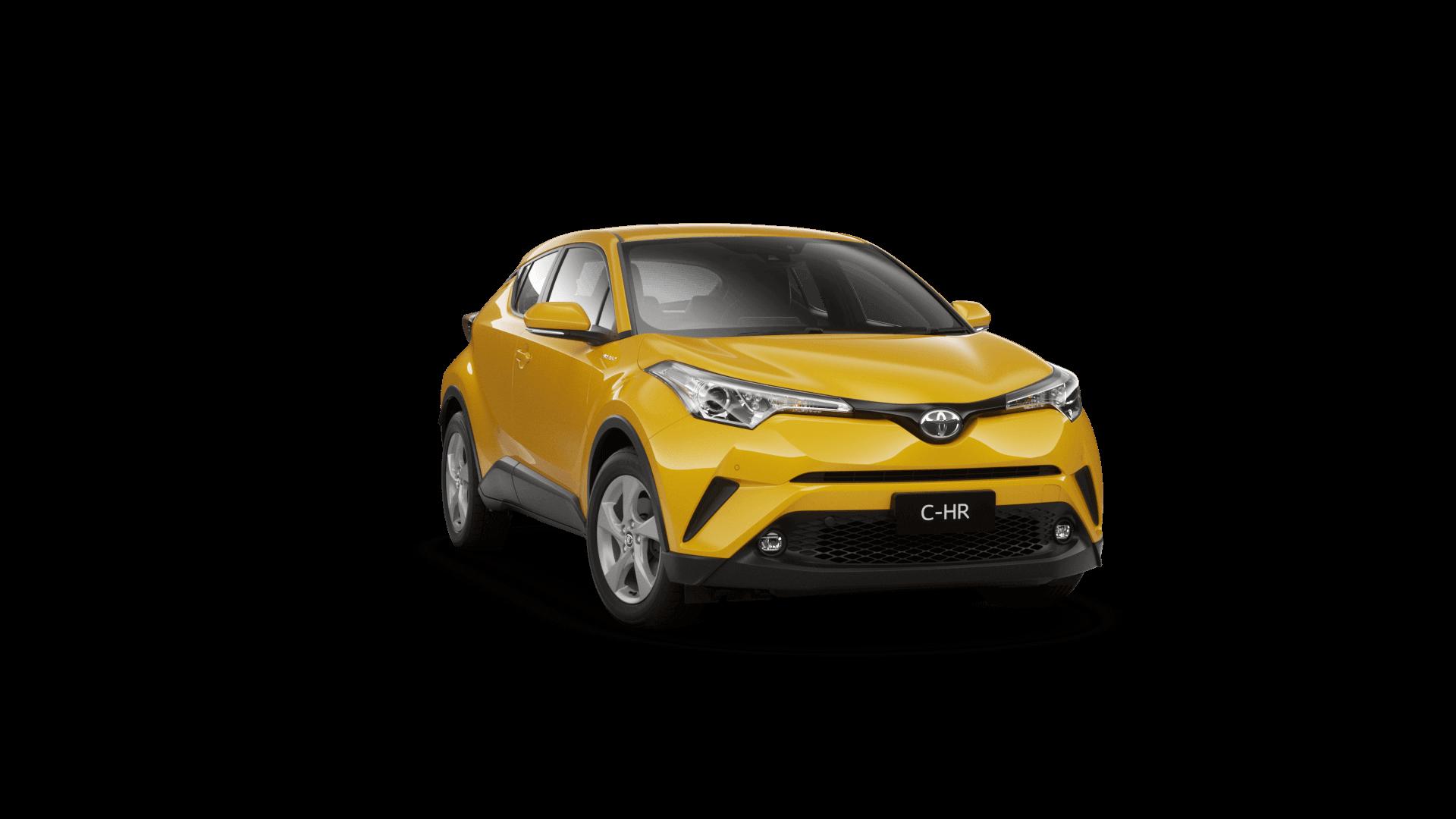 C-HR 2WD <span>Petrol | Auto CVT</span>
