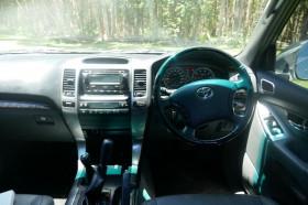 2009 Toyota Landcruiser Prado GRJ120R VX Wagon
