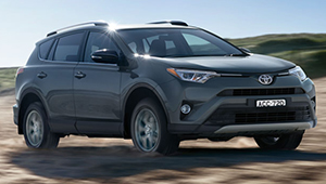 Rav4 Stylish Exterior