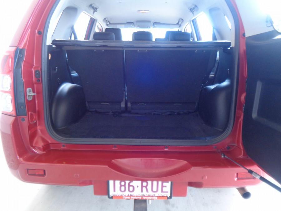2011 MY09 Suzuki Grand Vitara JB  SPORT Wagon