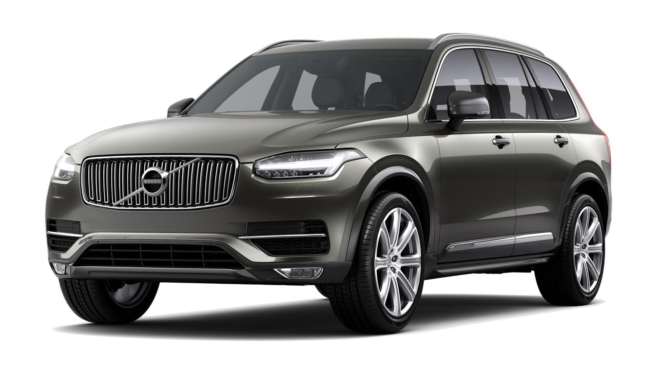 2017 MY18 Volvo XC90 L Series D5 Inscription Wagon