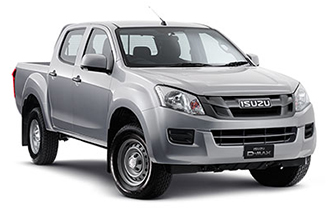 New Isuzu UTE 4x2 SX Crew Cab UTE - High Ride