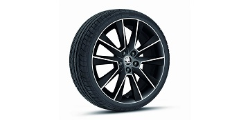 Accessories: Alloy Wheel SAVIO 17