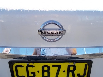 2016 Nissan Pulsarasst2 ST2 Sedan