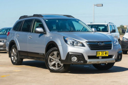 Subaru Outback 3.6R AWD Premium B5A MY13