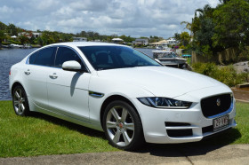 2015 MY16 Jaguar XE X760 Prestige Sedan