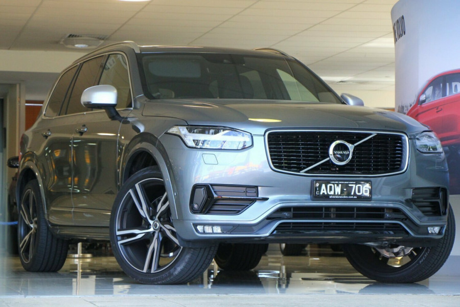 2017 Volvo XC90 L Series T6 R-Design Wagon