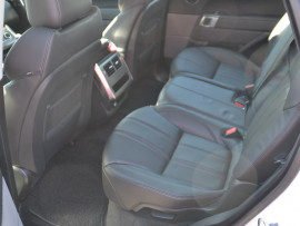 2017 Land Rover Range Rover Sport TDV6 SE Wagon