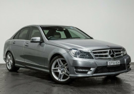 Mercedes-Benz C250 BlueEFFICIENCY 7G-Tronic + Avantgarde W204 MY12