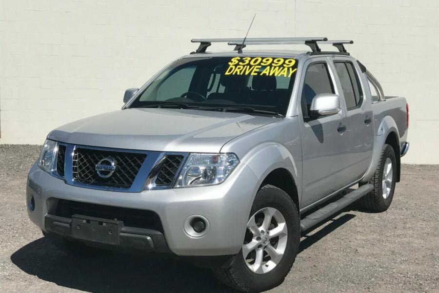 2014 Nissan Navara D40 S7 ST Utility for sale in Sunshine Coast