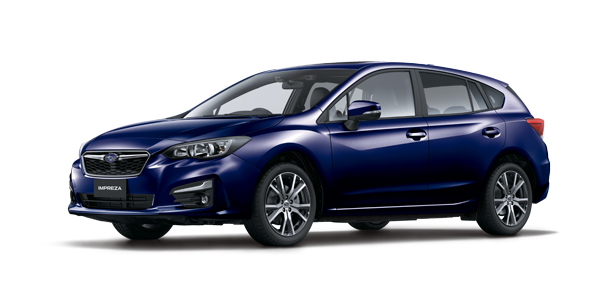 2016 MY17 Subaru Impreza G5 2.0i Premium Hatch Hatchback