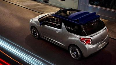 DS3 Cabrio Design