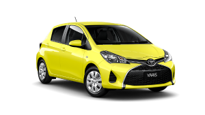 2015 Yaris Ascent 5 door