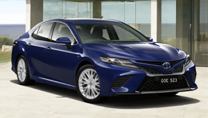 Camry The shape of brilliance