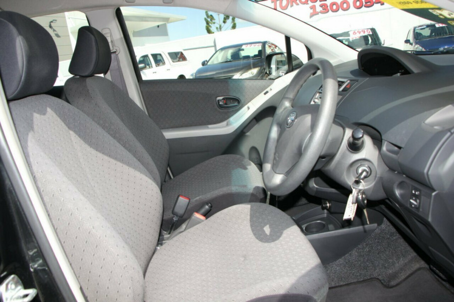 2010 MY11 Toyota Yaris NCP90R MY11 YR Hatchback
