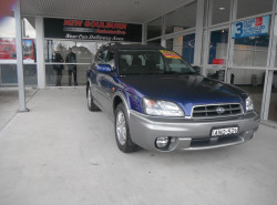 Subaru Outback 3GEN