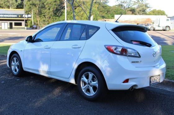 2013 Mazda 3 Hatchback