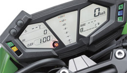 2016 Z800 ABS Full Digital Instrumentation