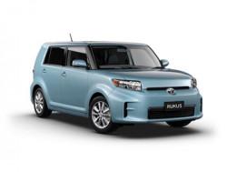 New Toyota Rukus