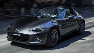 MX-5 Designed for the driver