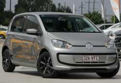 Volkswagen UP! Type AA MY13