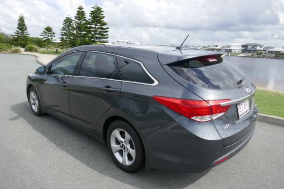 2013 Hyundai I40 VF Tourer Wagon