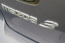 2006 Mazda 3 BK10F2 Maxx Sport Sedan