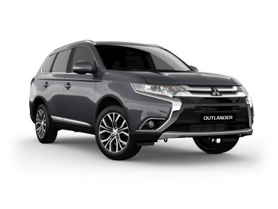 Mitsubishi Outlander LS Safety Pack AWD Diesel 7 Seat ZK