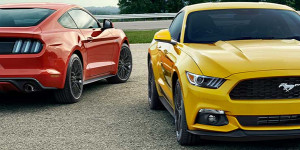 All-New Mustang