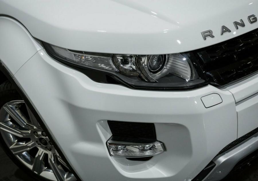 2013 Land Rover Range Rover Evoque L538 MY13 SD4 CommandShift Dynamic Wagon