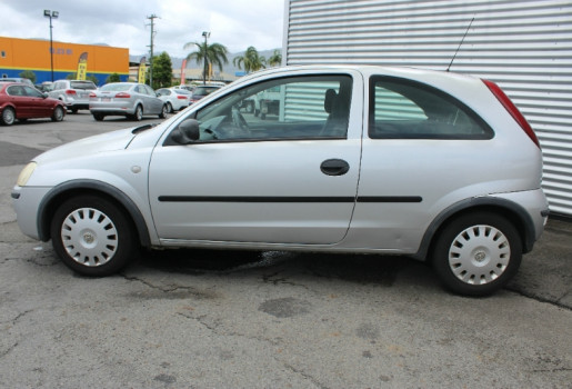 2004 MY05 Holden Barina XC MY04 SXi Hatchback