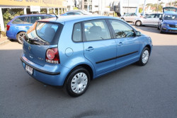2007 Volkswagen Polo 9N  Match Hatchback