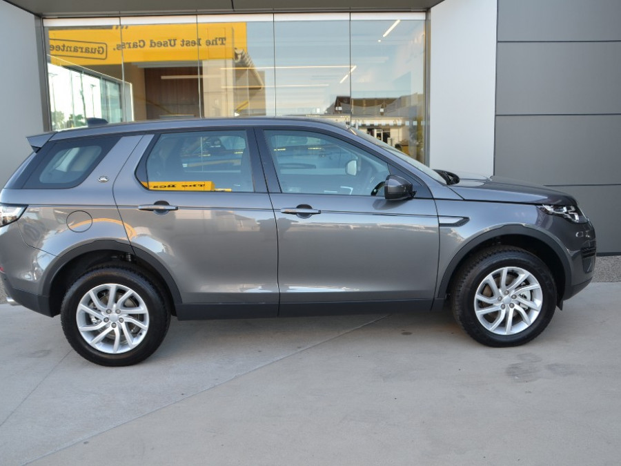2017 Land Rover Discovery Sport L550 TD4 SE Wagon