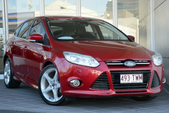 Ford Focus Titanium PwrShift LW MKII MY14