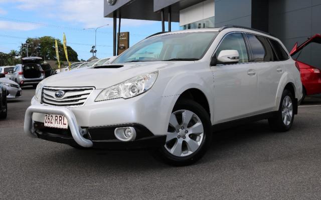 Subaru Outback 2.0D PREMIUM 4GEN MY10