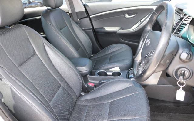 2013 Hyundai I30 GD2 MY14 TROPHY Hatchback