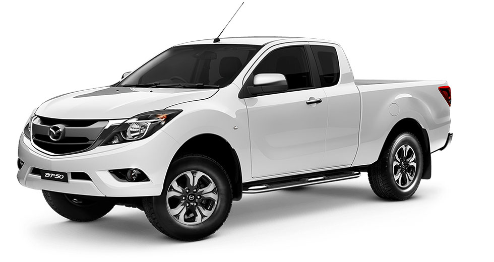 2017 Mazda BT-50 UR0YG1 4x4 3.2L Freestyle Cab Pickup XTR Cab chassis