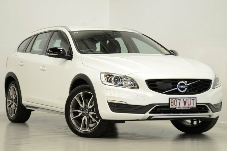 2016 MY17 Volvo V60 Cross Country F Series T5 Luxury Wagon