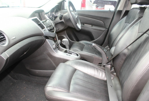 2011 Holden Cruze JH Series II MY SRi-V Sedan
