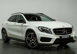 Mercedes-Benz GLA 250 4MATIC DCT 4MATIC X156 807MY